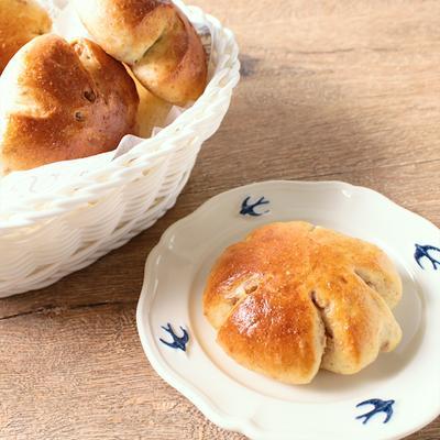 全粒粉入りくるみパン