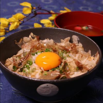 いつもよりひと手間かけて超絶品!卵かけご飯