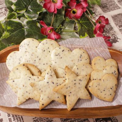 豆乳Wゴマクッキー