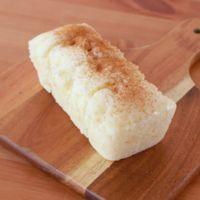 HMでりんごとシナモン蒸しパン