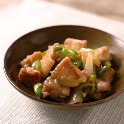 【シェフのレシピ帖・野永料理長】鶏の照り焼き