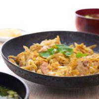 豚肉とごぼうの柳川煮風