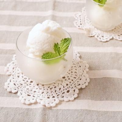濃厚ミルクアイスクリーム