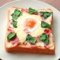 ビスマルク風トースト