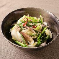 香味野菜香る白菜の簡単浅漬け