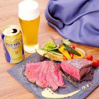 ビールによく合う ハーブが香るローストビーフ