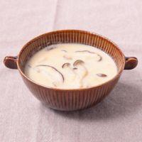きのこのコーンクリームスープ