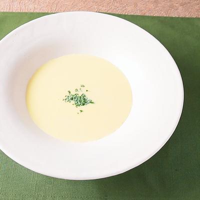 うま味たっぷり コーンスープ