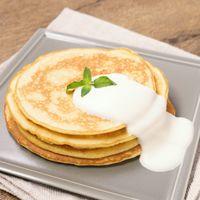 新感覚 塩バニラパンケーキ