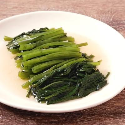空心菜の中華風おひたし