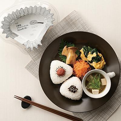 フライパンホイルで同時調理!和食ワンプレート朝ごはん