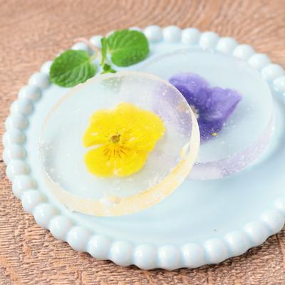 お花のキャンディー