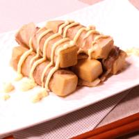 簡単!高野豆腐の肉巻き