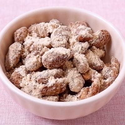 黒糖きな粉のミックスナッツ