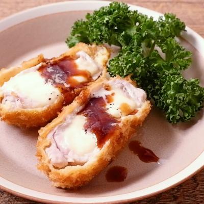 韓国風チーズカツ