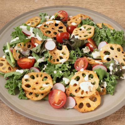 ケールのサラダ