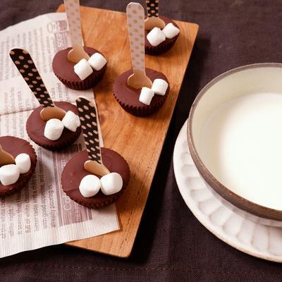スプーンチョコレート