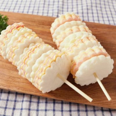 型抜きで簡単かわいい串サンドイッチ