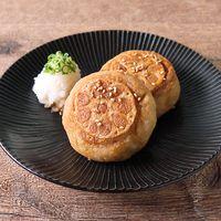 高野豆腐で作る さっぱりおろしハンバーグ