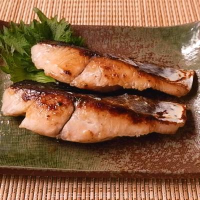 下味冷凍 鰆の西京焼き
