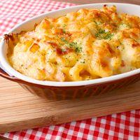 アメリカの家庭の味 マッケンチーズグラタン