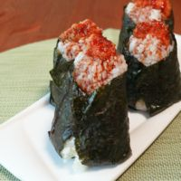 鮭フライおむすび
