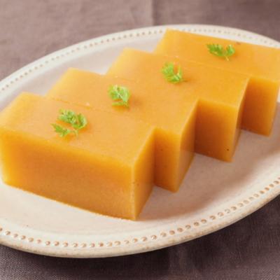 なめらか柿ようかんの作り方