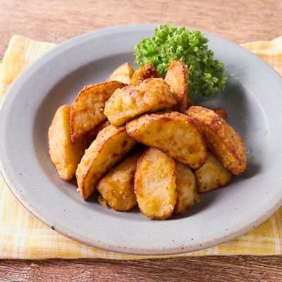 チーズコンソメのフライド里芋
