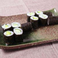 巻き寿司の巻き方/細巻き