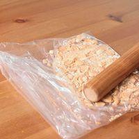 市販のクッキーを使ったボトム生地の作り方