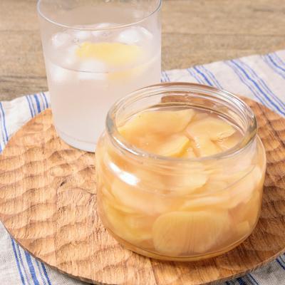 生姜シロップの作り方