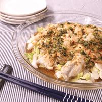 忙しい方のお助けレシピ!鶏胸肉の白菜蒸し