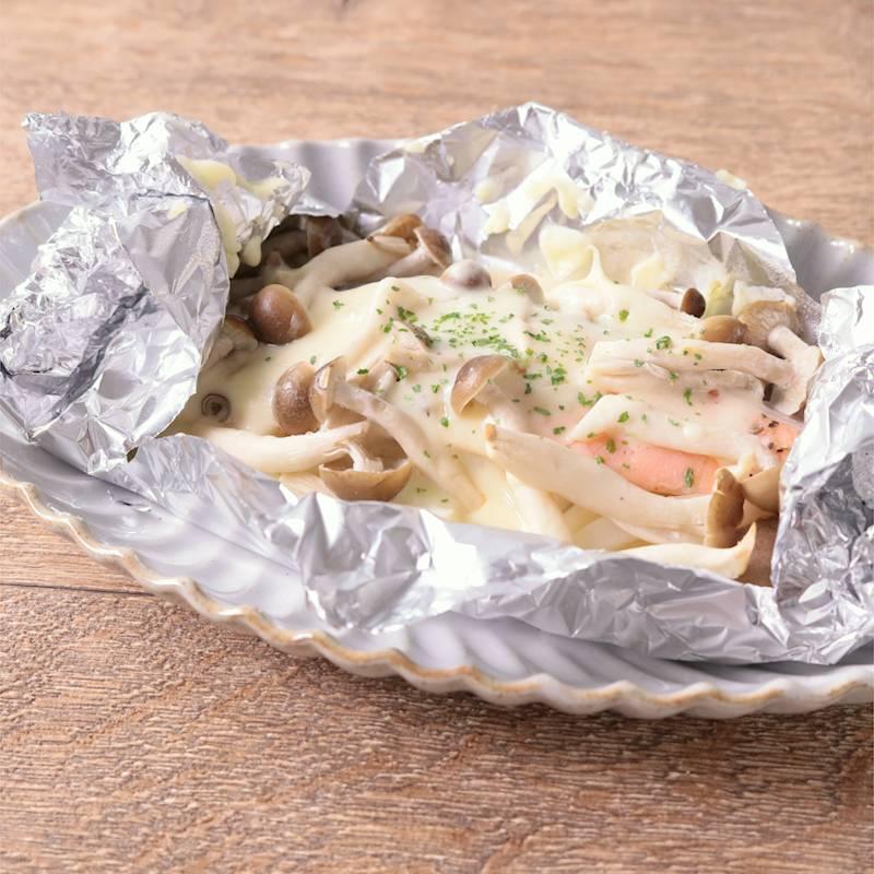 ホイル 焼き オーブン 鮭