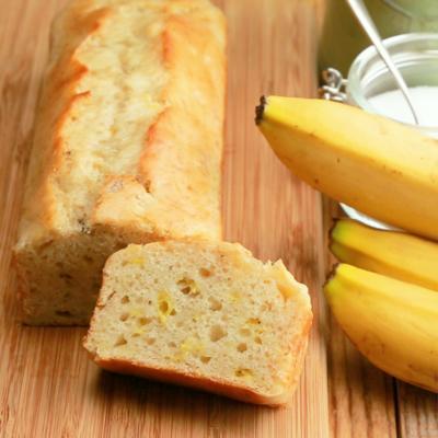 卵乳製品不要 豆乳バナナケーキ