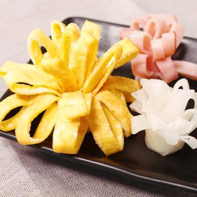 くるくる巻くお花の作り方3種