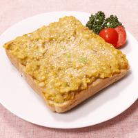 ワカモレサラダ風トースト