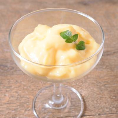 全卵で作るカスタードクリーム
