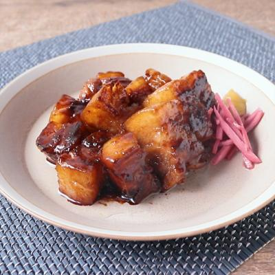 沖縄風の豚角煮 ラフテー