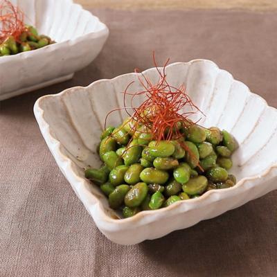 枝豆の山椒炒め