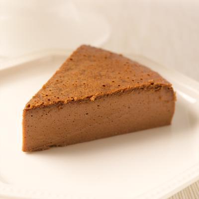 濃厚チョコレートベイクドチーズケーキ