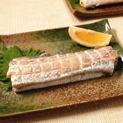 オーブンでつくる 太刀魚の塩焼き