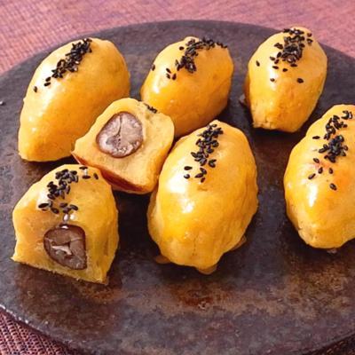 甘栗入り 安納芋のスイートポテト
