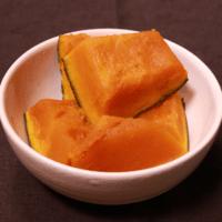 レンジで簡単!かぼちゃの煮物