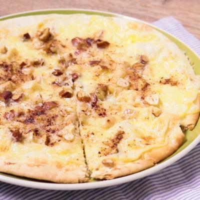 簡単 バターミルキーピザ