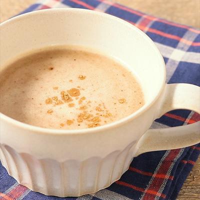 シナモン香るバターコーヒー