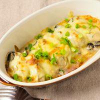 簡単 牡蠣の味噌マヨ焼き