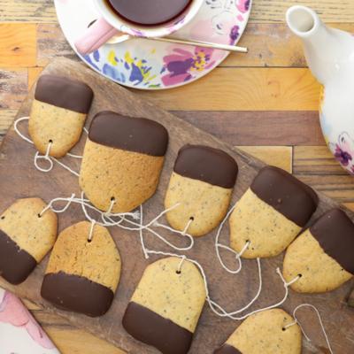紅茶香る ティーバッグクッキー