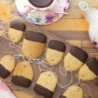 紅茶香る ティーバッククッキー