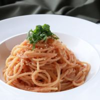 わさび香る たらこスパゲティ