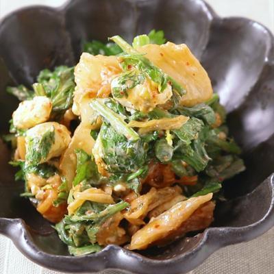 春菊のレシピ 162品 | 料理レシピ動画サービスのクラシル